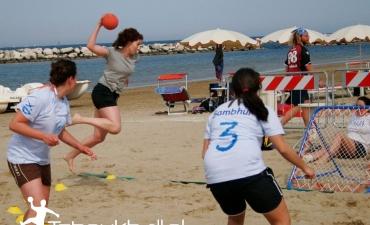 7th Rimini Beach Tchoukball Festival 2009