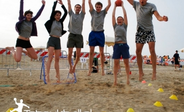 7th Rimini Beach Tchoukball Festival 2009