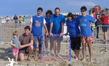 8th Rimini Beach Tchoukball Festival 2010