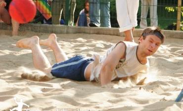 I Festiwal Tchoukballu Plażowego 2009