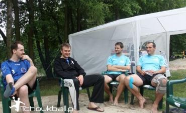 II Otwarte Mistrzostwa Polski w tchoukballu plażowym - Rybnik, 20-21 czerwca 2015