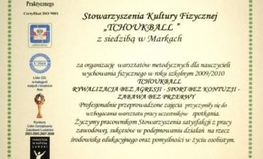 Warsztaty w Łodzi — 27 listopada 2009 r.