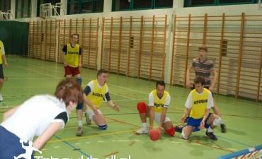 Trening z Julio Calegarim — 10 lutego 2009