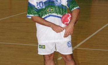 Trening z Julio Calegarim — 25 maja 2008