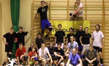 Turniej sparingowy w Ząbkach — 01.12.2011